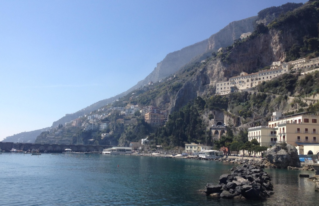 Five Day Trips from Sorrento: Amalfi