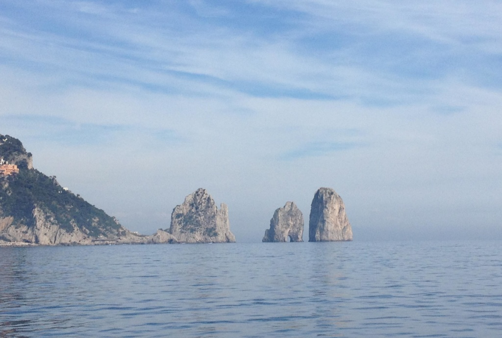 Five Day Trips from Sorrento: Capri