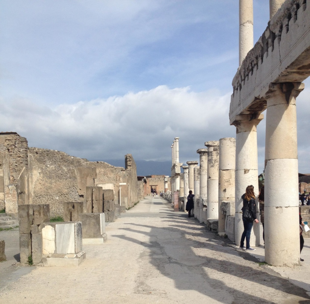 Five Day Trips from Sorrento: Pompeii