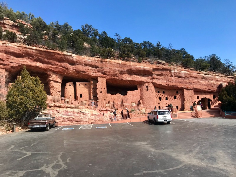 Colorado Springs with Kids: Manitou Cliff Dwellings