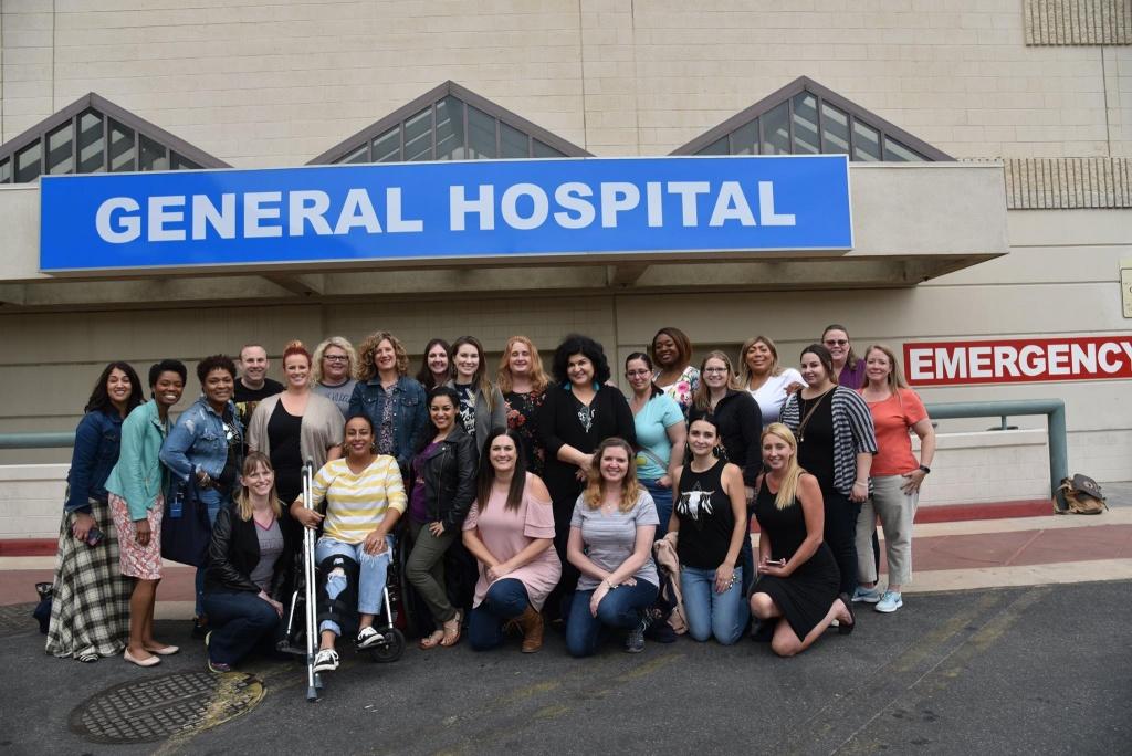 Set of General Hospital