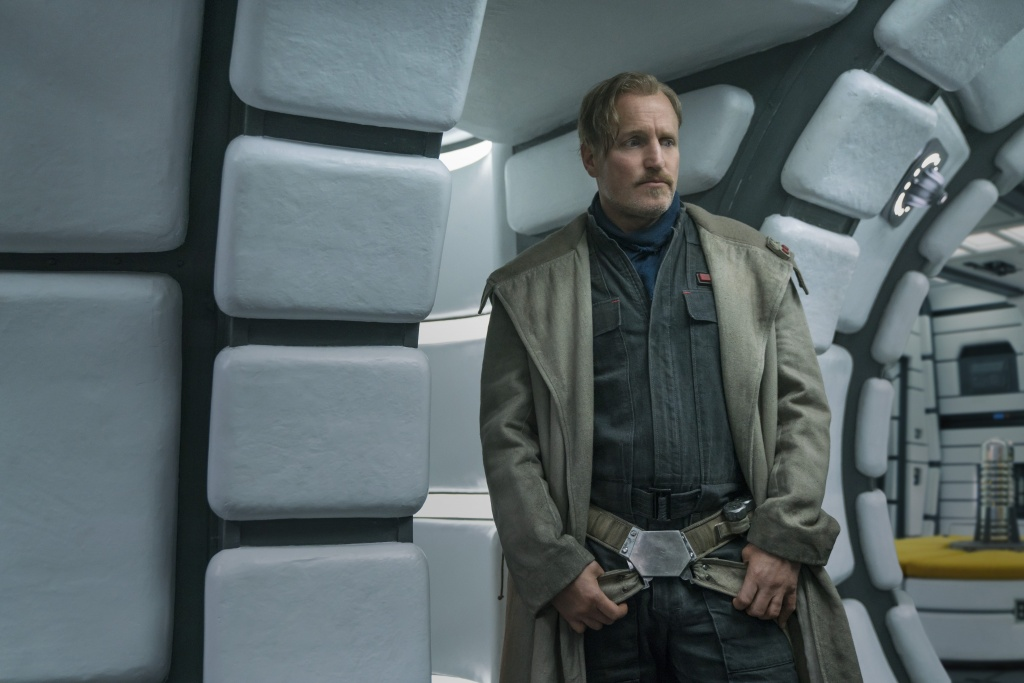 Woody Harrelson in Solo: A Star Wars Story
