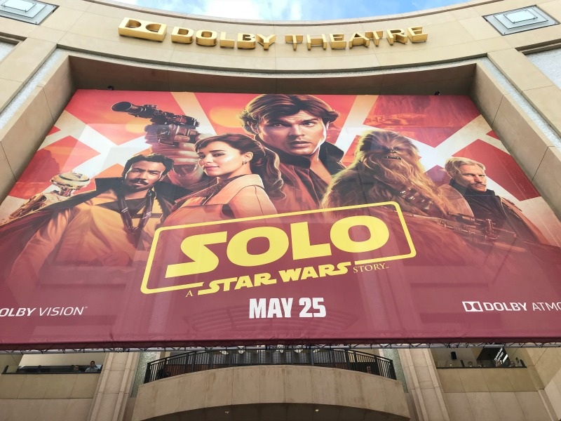 Solo: A Star Wars Story World Premiere
