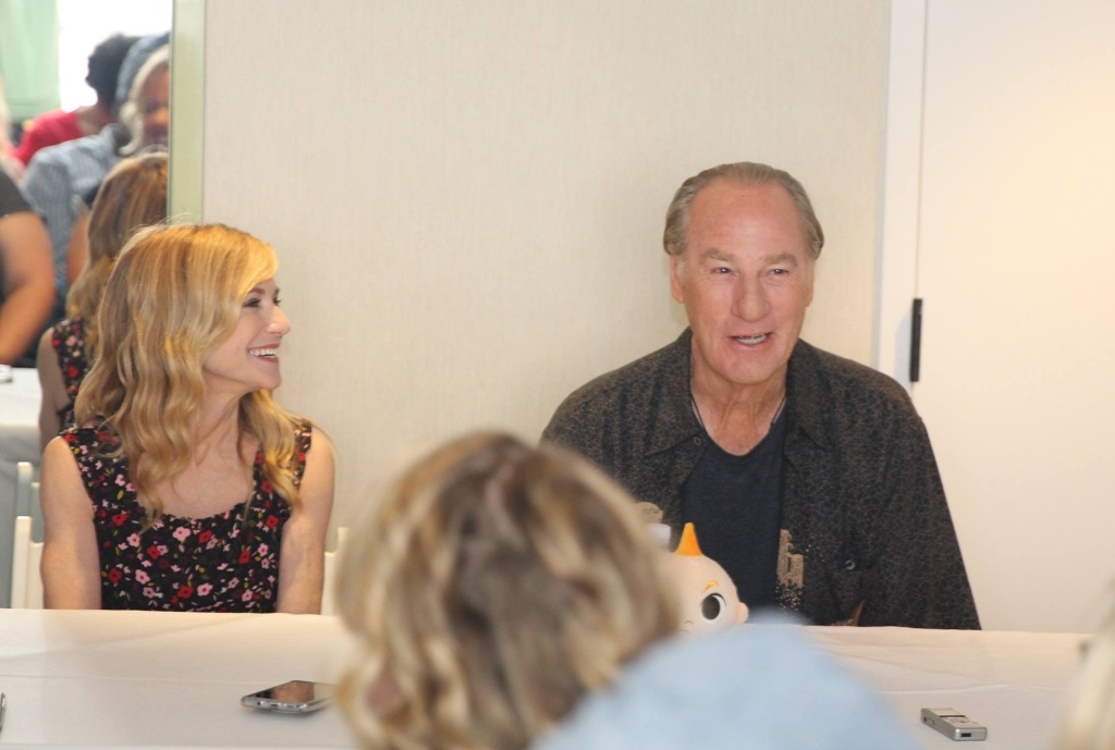 Incredibles 2 - Craig T. Nelson & Holly Hunter