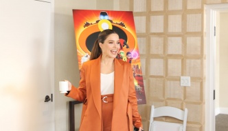 How Sophia Bush Came to be a Part of Incredibles 2