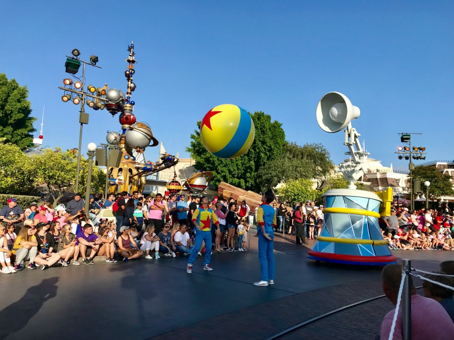 Pixar Fest at Disneyland