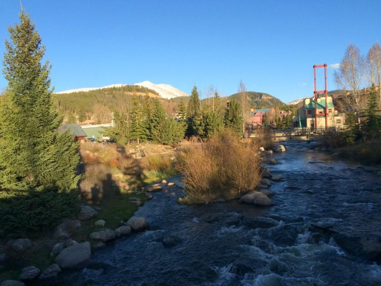 Breckenridge in summer