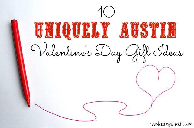 Austin Valentine's Day Gift Ideas