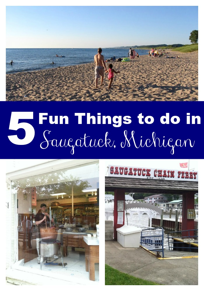 5 Things To Do In Saugatuck, MI
