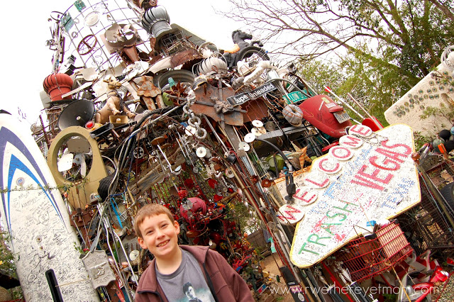 Things to Do in Austin Cathedral of Junk