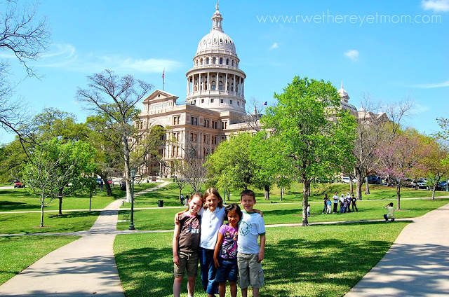 Things to Do in Austin - State Capitol