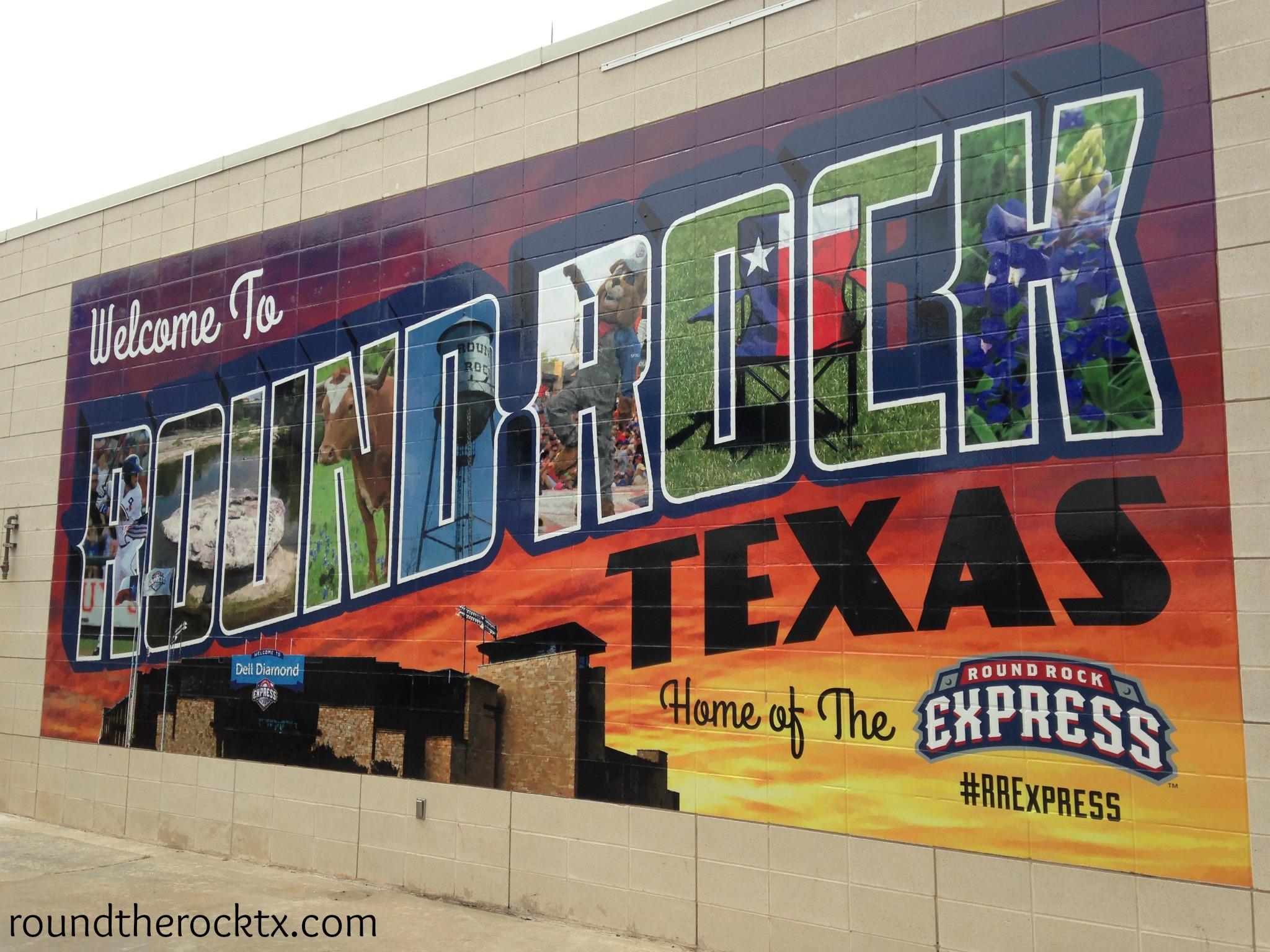 RR mural