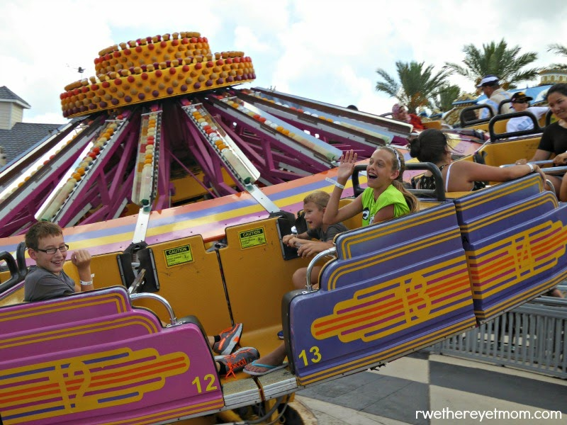 Houston with Kids: Kemah Boardwalk