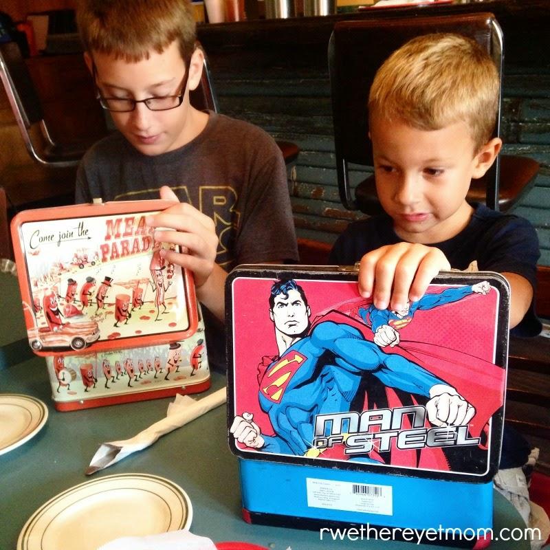 Houston with Kids: Natcheez Supper House