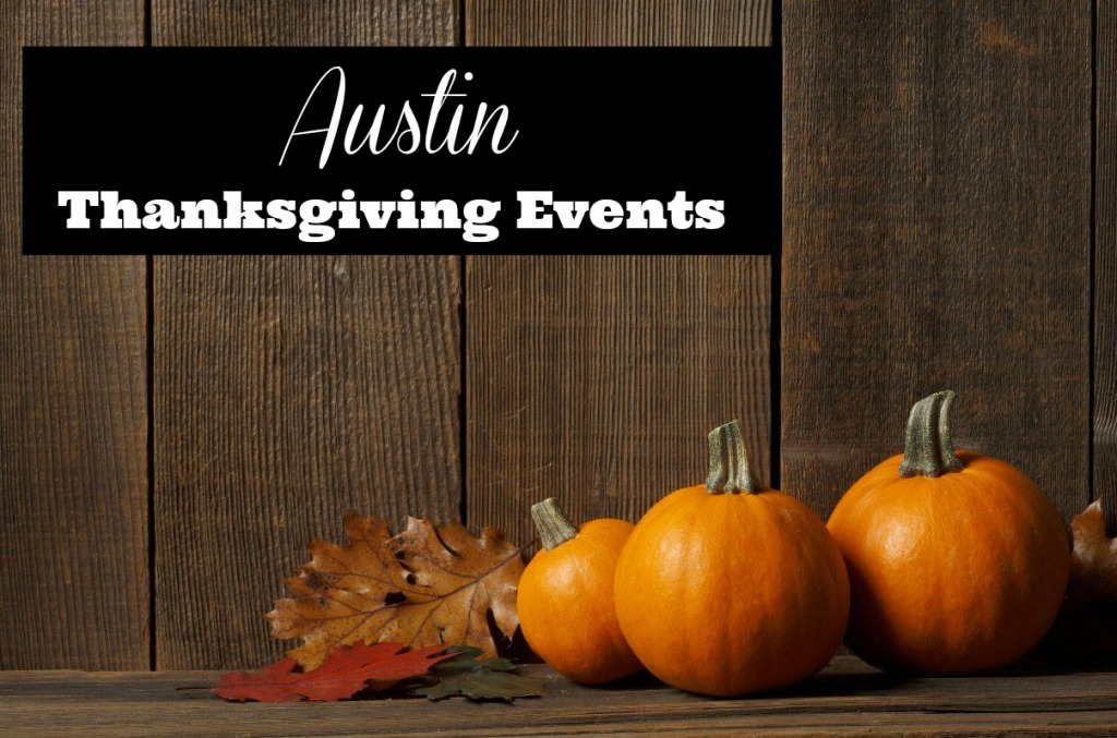 Austin Thanksgiving Events