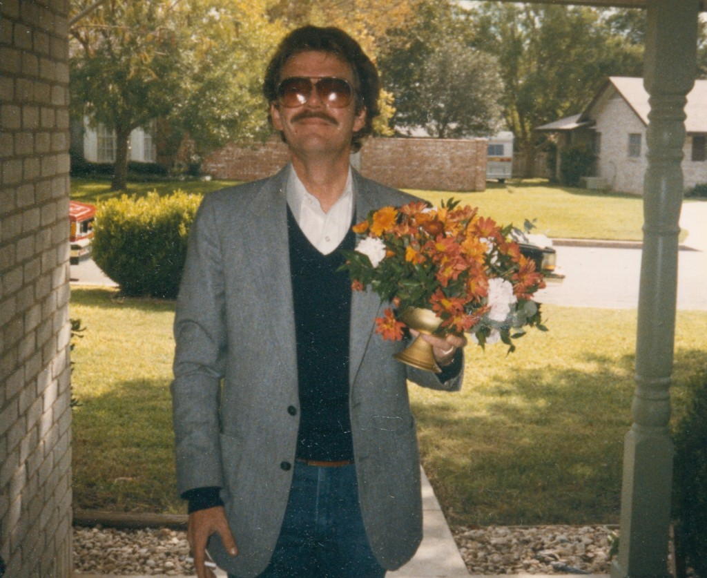 Ron for Helens BDay 1980s