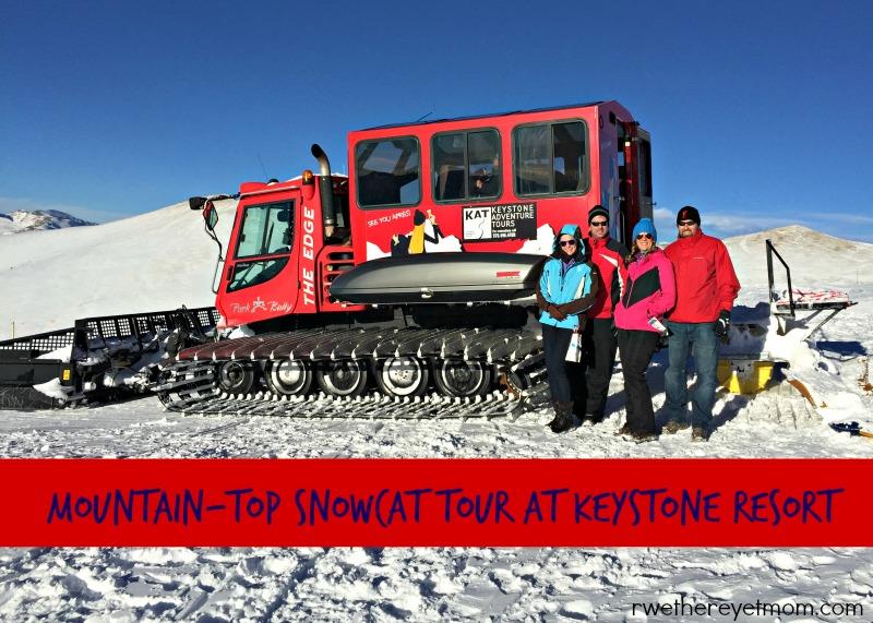 Snowcat tour