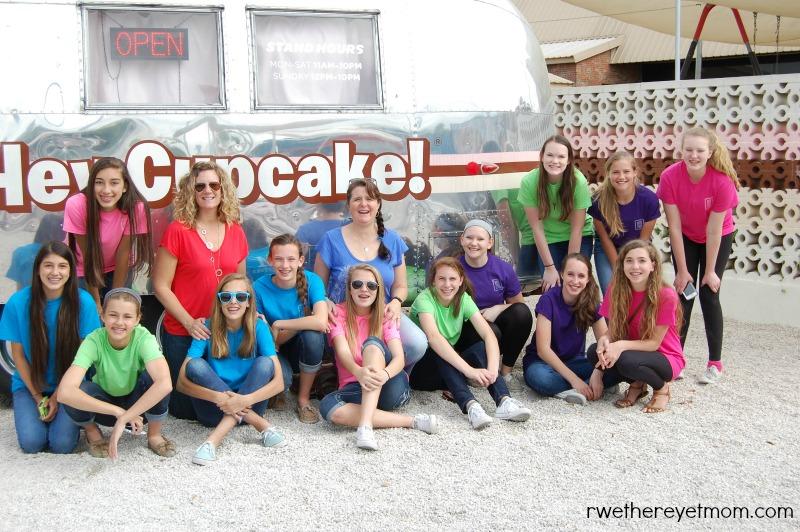 Hey Cupcake Austin Texas