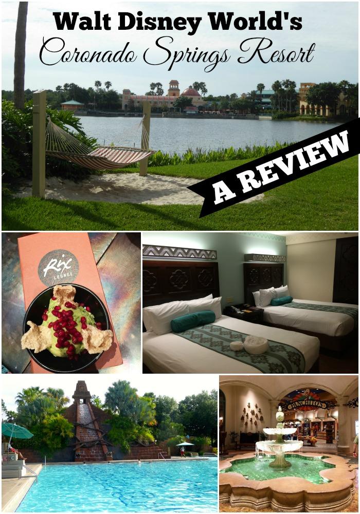 WDW's Coronado Springs Resort Review