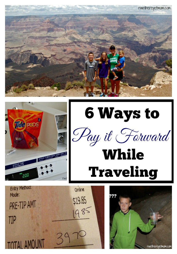 6 Ways to Pay it Forward while Traveling