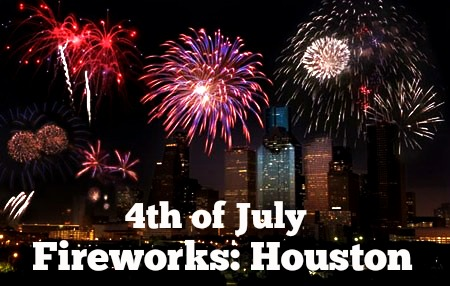 4th Of July Fireworks Displays In Houston Tx 2015 Fireworks