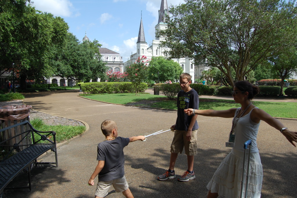 French Quartour Kids Tour of New Orleans