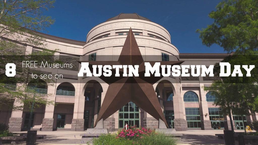 Austin Museum Day