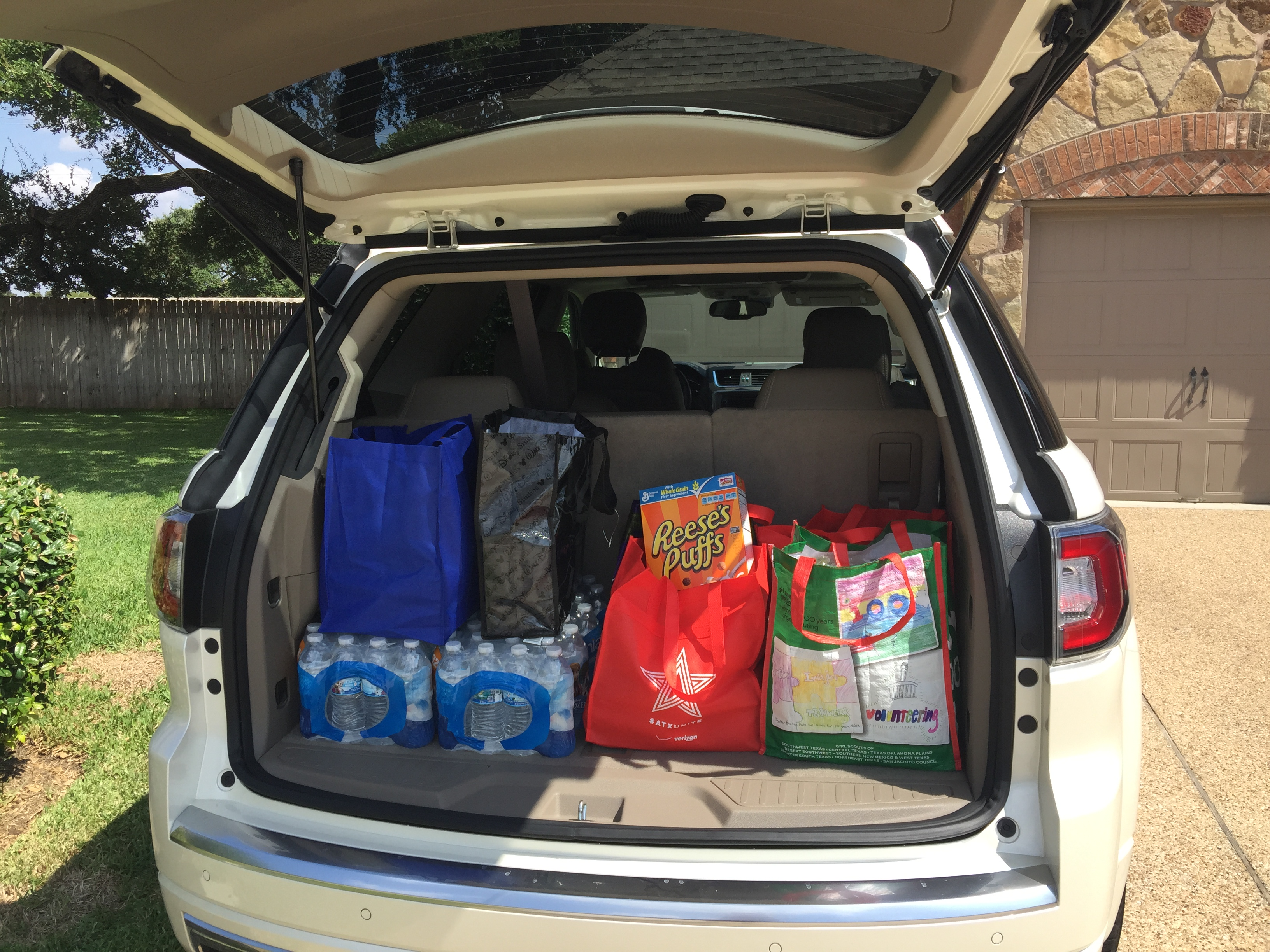 2015 Gmc Acadia Denali A Mom S Review For A Family Of 5