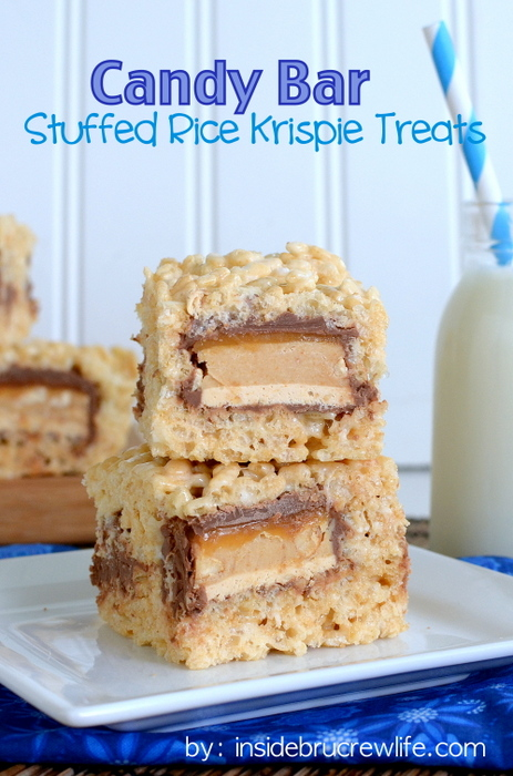 Candy-Bar-Stuffed-Rice-Krispie-Treats-title-2