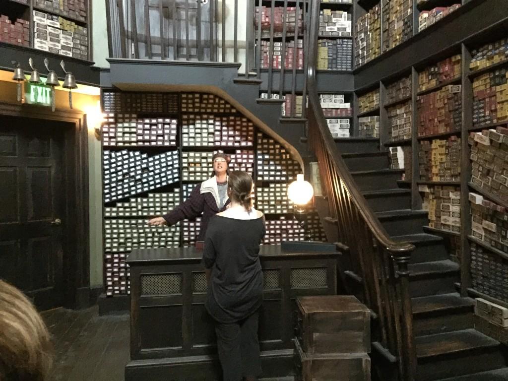 Ollivanders at Wizarding World of Harry Potter