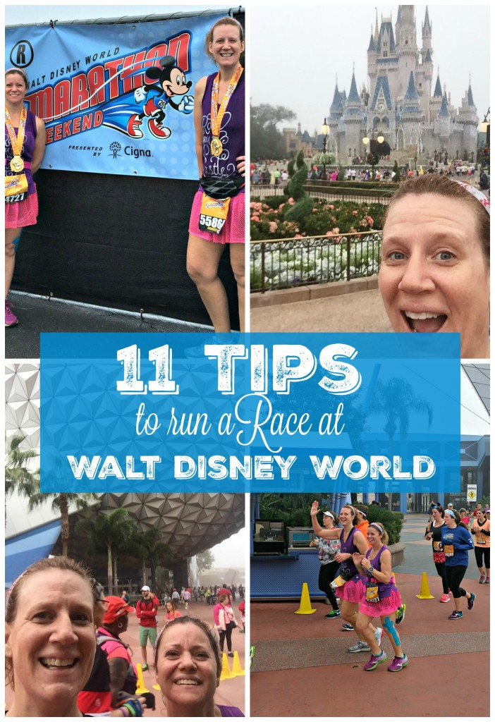 11 Tips for WDW Race