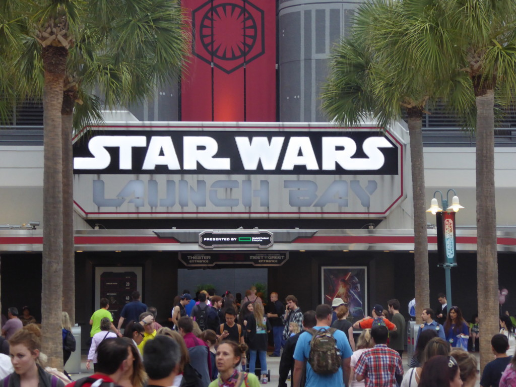 New Star Wars Attractions