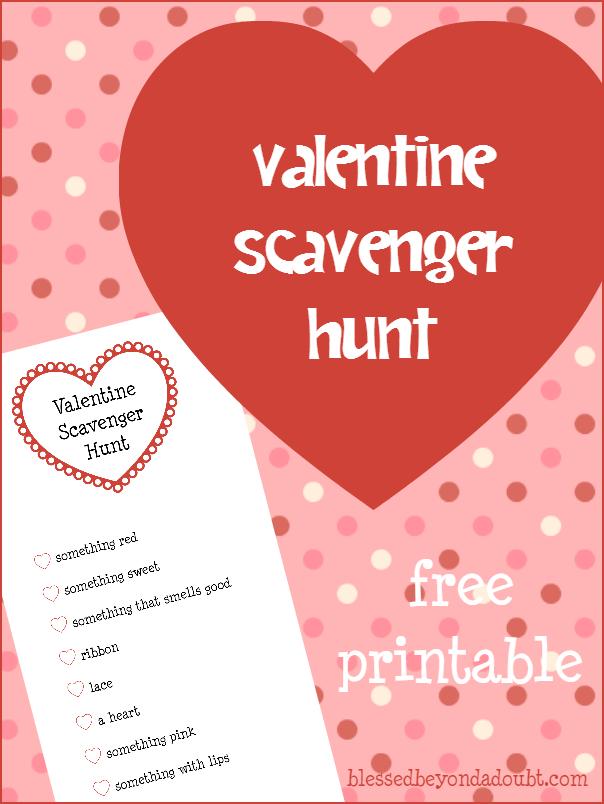 Valentine-Scavenger-Hunt-Printable
