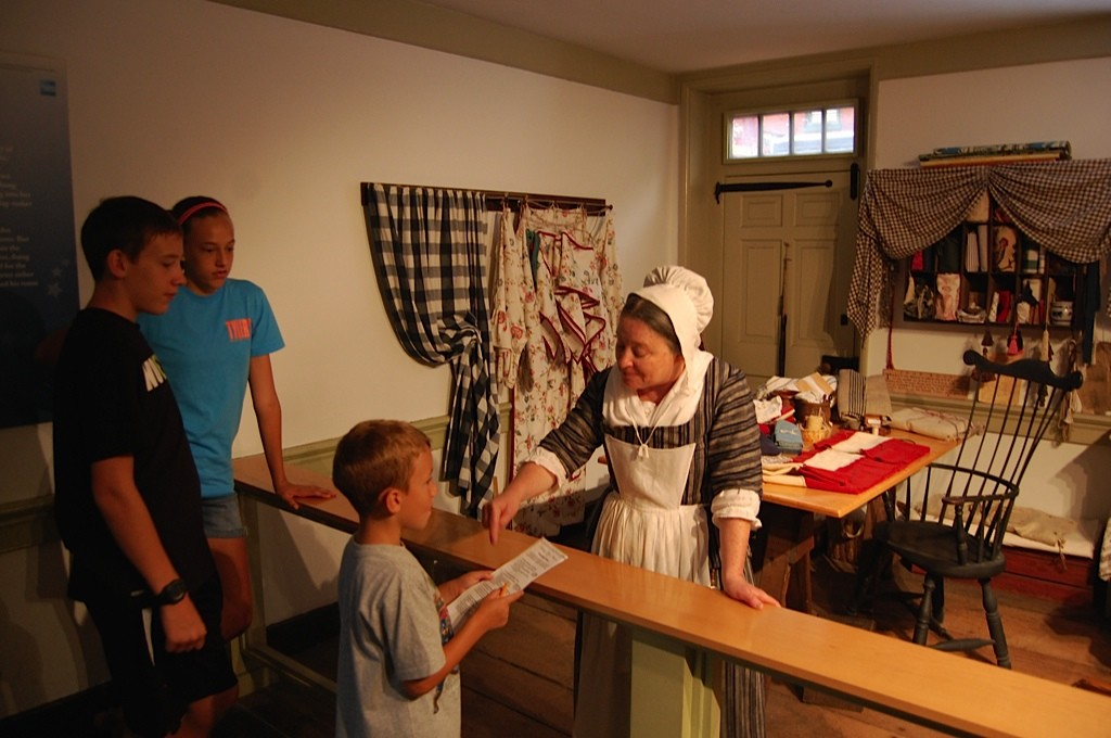 Things to Do in Philadelphia: Betsy Ross House