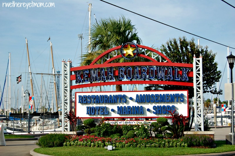 Things to do in Houston - Kemah-Boardwalk