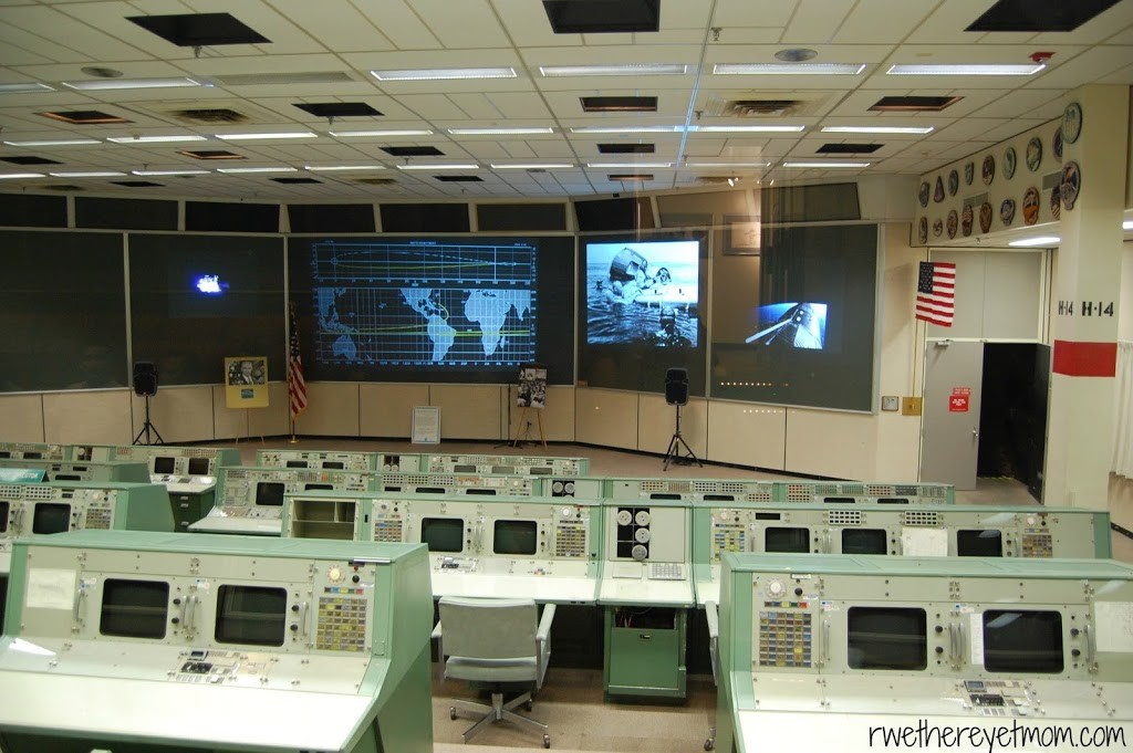 Things to Do in Houston: Mission-control