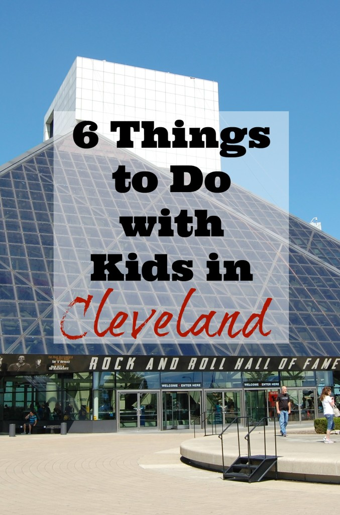Things to do in Cleveland with Kids