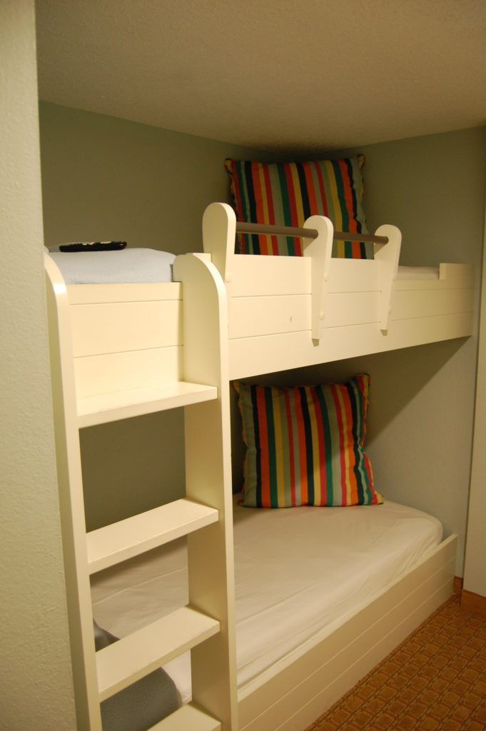 Hilton Sandestin Beach bunkbeds