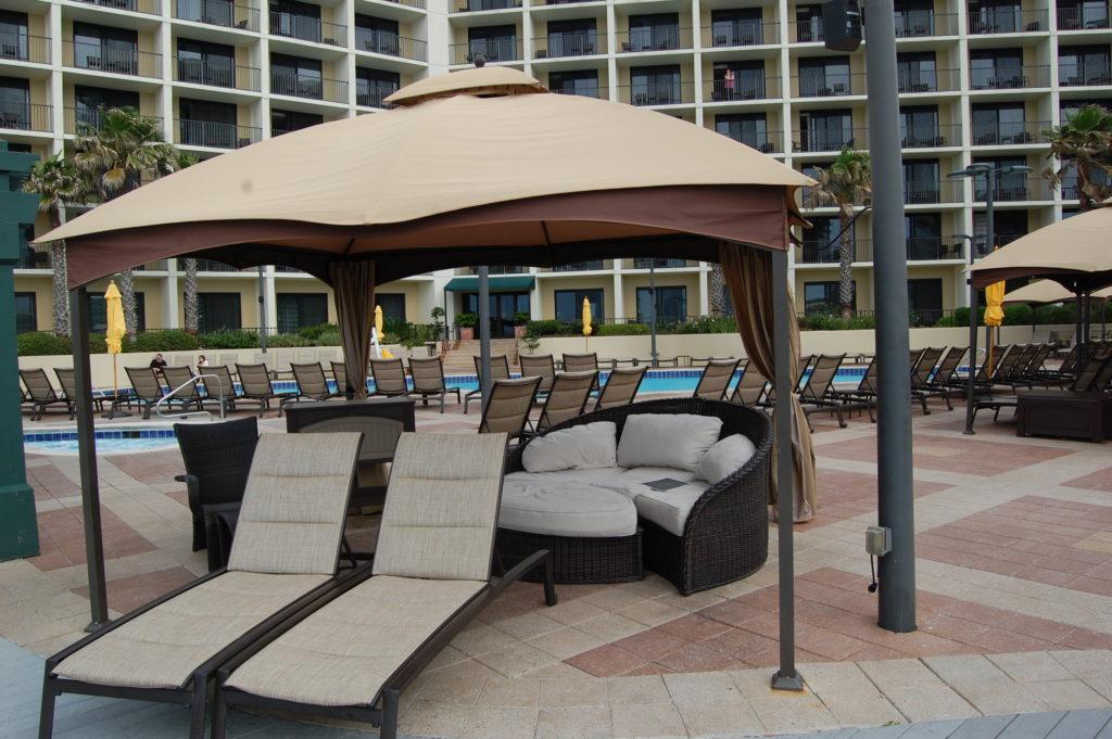 Hilton Sandestin Beach pool
