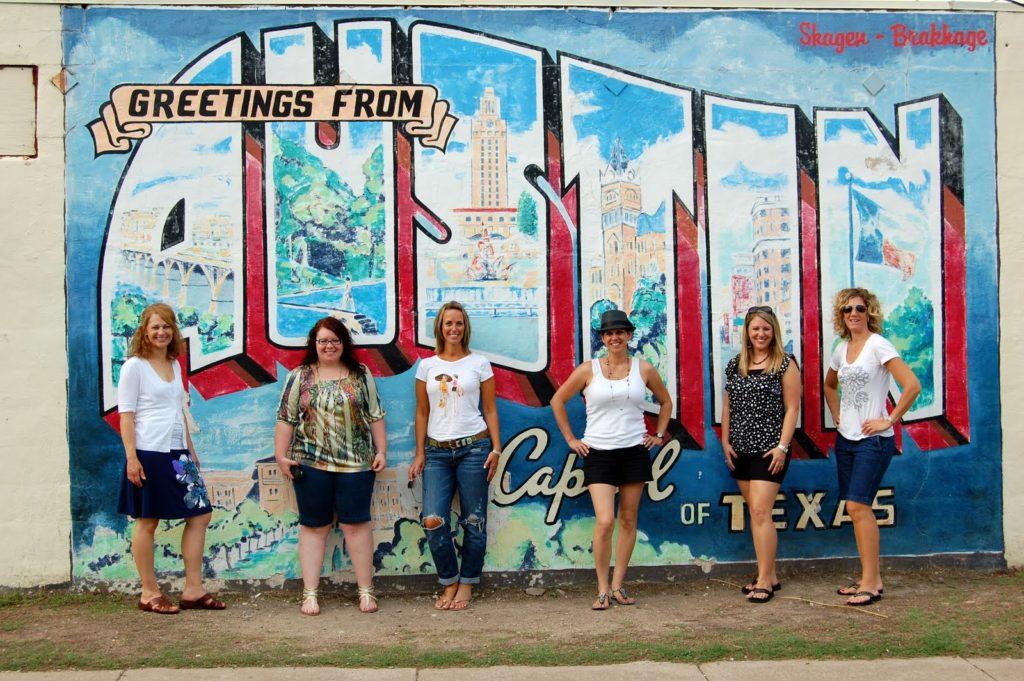 Girlfriends' Weekend in Austin: