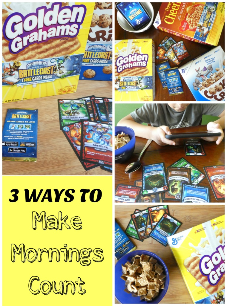 3 Ways to Make Mornings Count