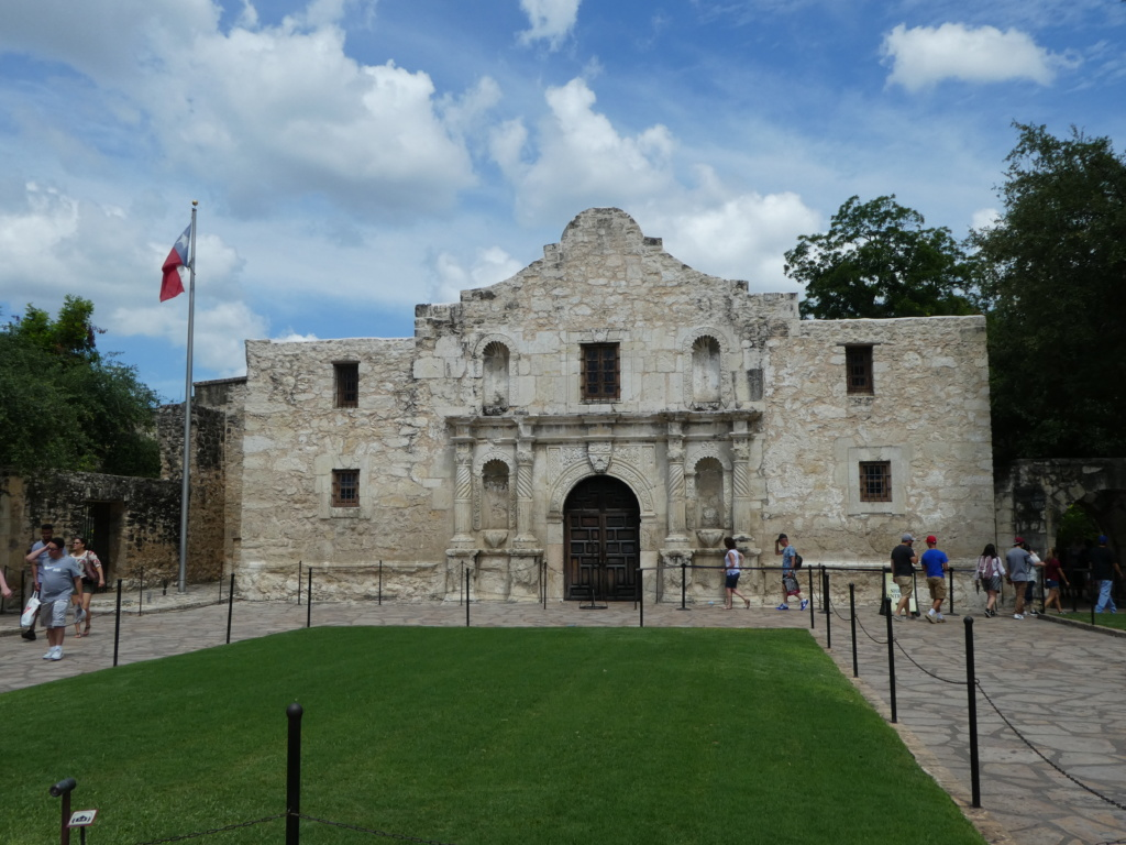 San Antonio with Kids- The Alamo