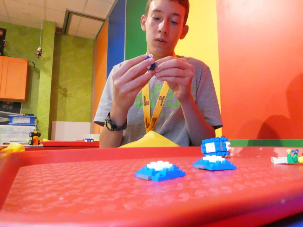 Atlanta with Kids - LEGOLAND Discovery Center