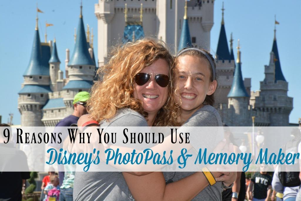Disney's Photo Pass