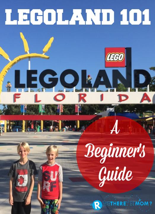 LEGOLAND Florida 101: A Beginner's Guide