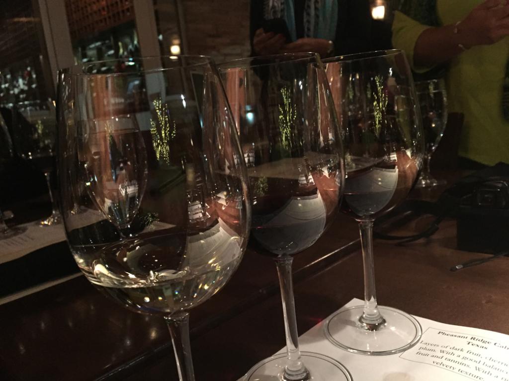 Texas Wine Experiences