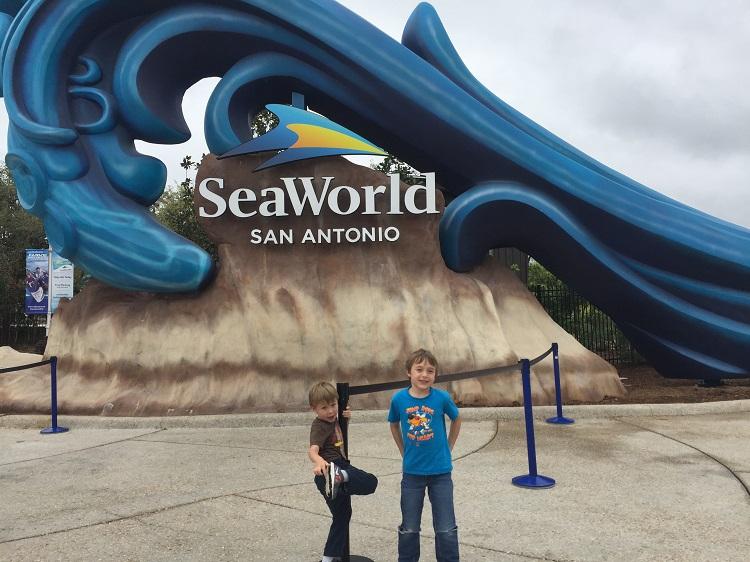 New at SeaWorld San Antonio