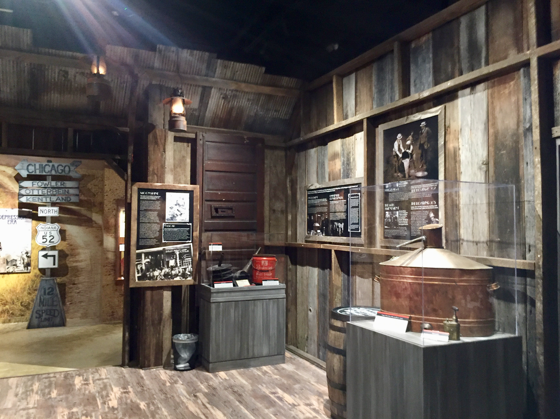 Alcatraz East Crime Museum in Pigeon Forge Tennessee