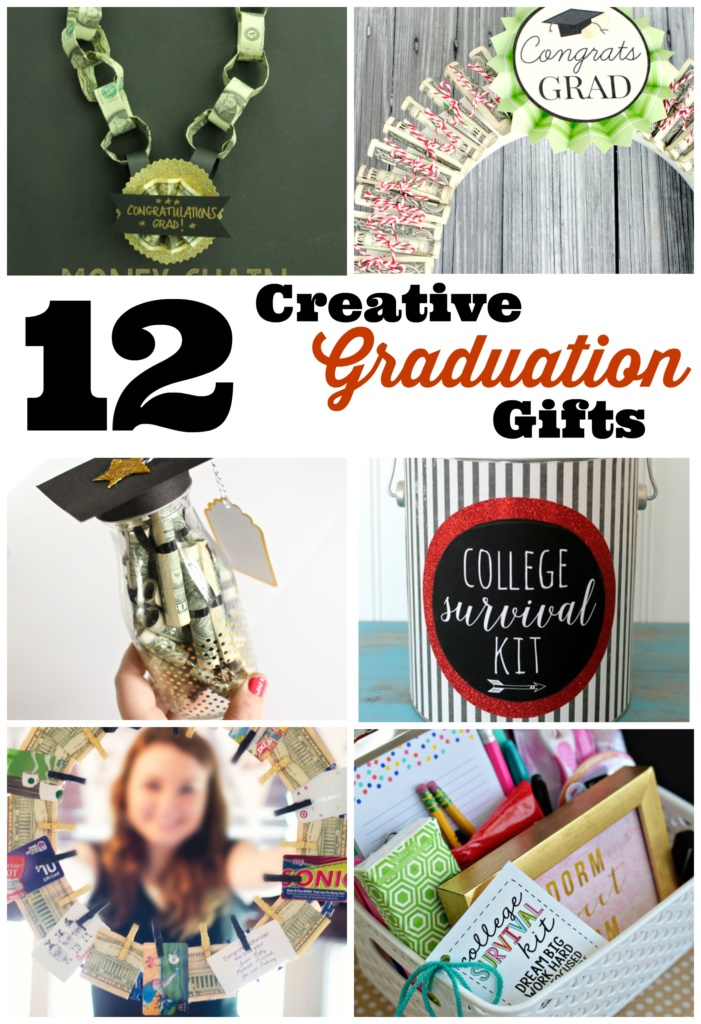 12 Creative Graduation Gifts that your Graduate will love and won't break the bank