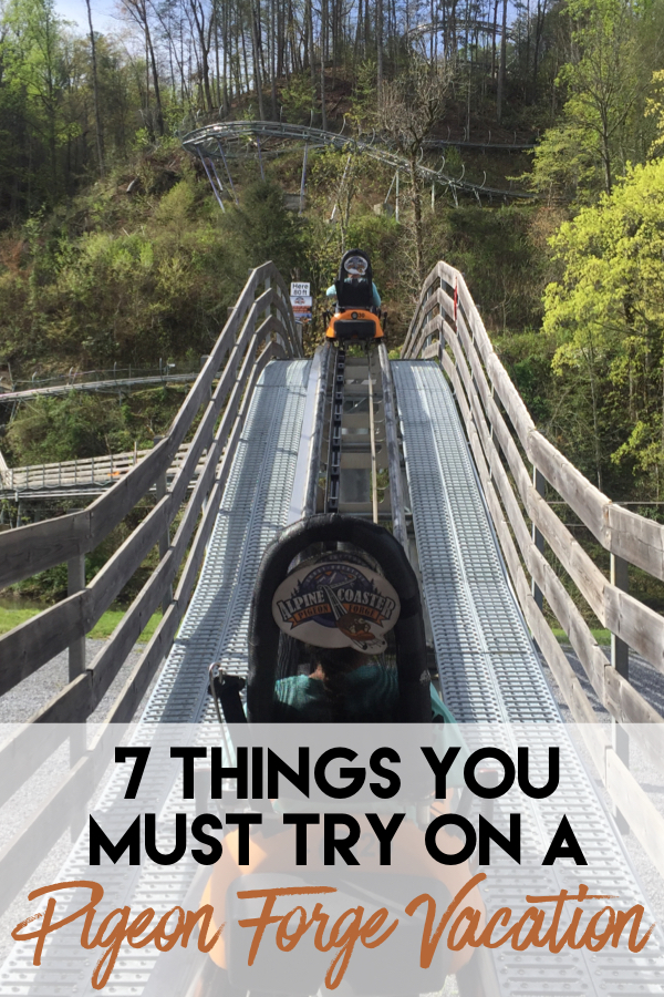 7 Fun Things to Do on a Pigeon Forge Vacation. Beyond Smokey Mountain National Park & Dollywood, there are great shows, museums, restaurants, & experiences that make it a very cool vacation.